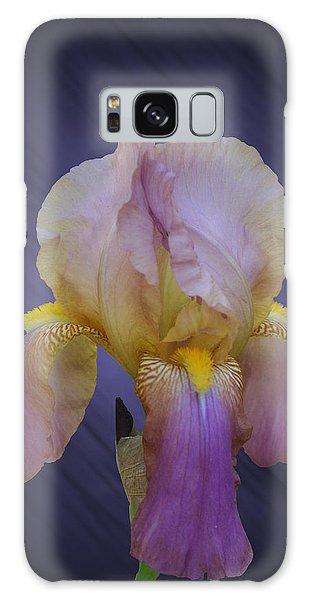 Pink Iris Galaxy Case by Rick Friedle