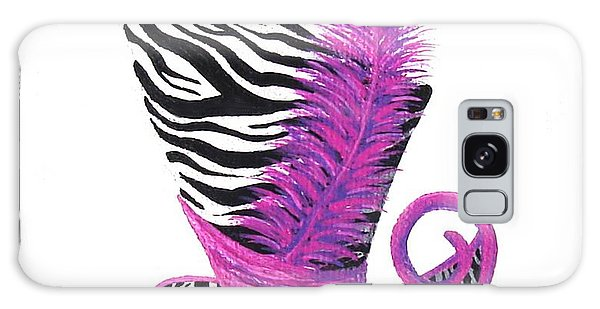 Pink Magic Hat Galaxy Case by Oddball Art Co by Lizzy Love