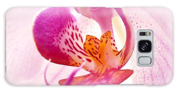 Pink Phalaenopsis Galaxy Case