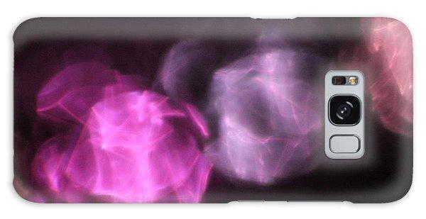 Pink Reflection Galaxy Case by Carolina Liechtenstein