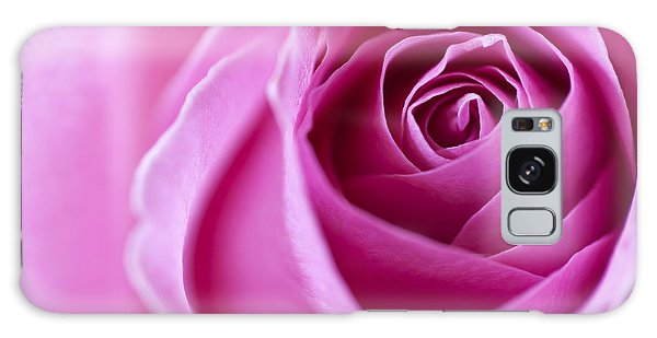 Pink Rose Galaxy Case
