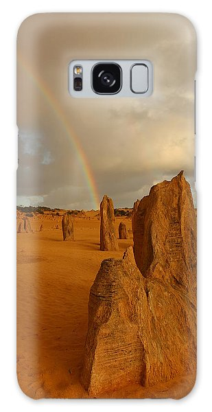 Pinnacle Rainbow Galaxy Case