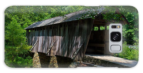 Pisgah Covered Bridge Galaxy Case