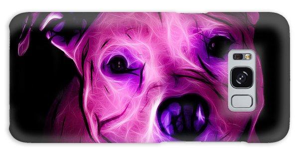 Pitbull Terrier - F - S - Bb - Magenta Galaxy Case