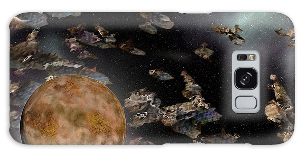 Pluto Galaxy Case by Gordon Engebretson