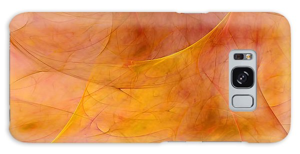 Poetic Emotions Abstract Expressionism Galaxy Case