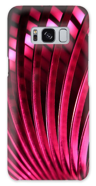 Poetry Of Light Galaxy Case