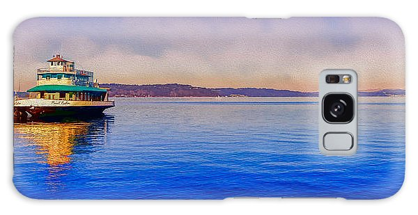 Point Ruston Awaiting Galaxy Case by Ken Stanback
