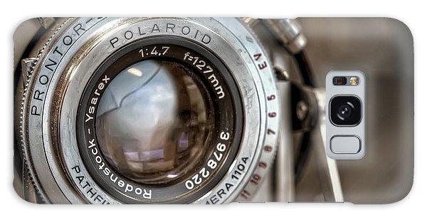 Vintage Camera Galaxy Case - Polaroid Pathfinder by Scott Norris