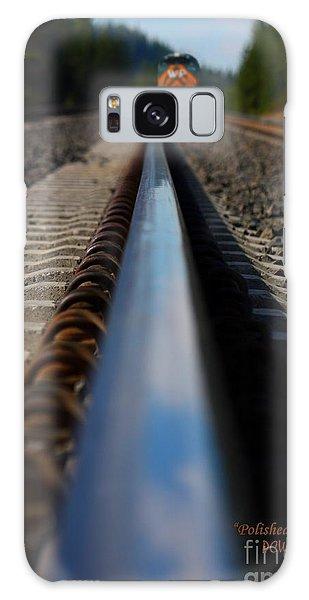 Polished Rails Galaxy Case