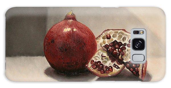 Pomegranate Galaxy Case
