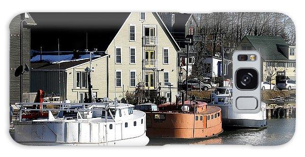 Port Stanley Docks Galaxy Case