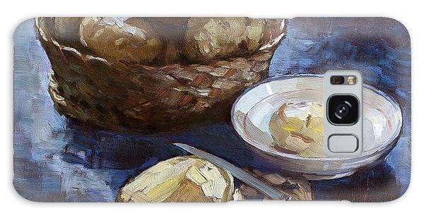 Potato Galaxy Case - Potatoes by Ylli Haruni
