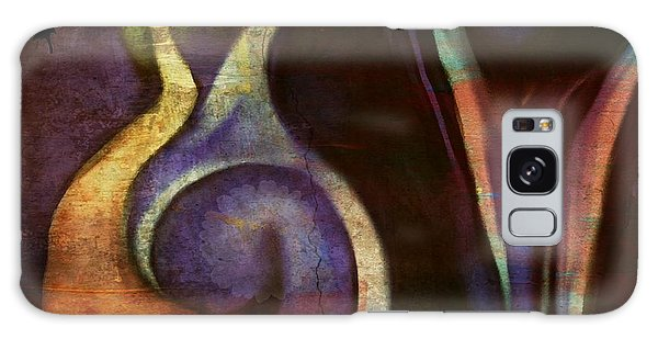 Pottery Of Time Galaxy Case by Sherri's Of Palm Springs