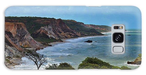 Praia De Tambaba - Paraiba Galaxy Case