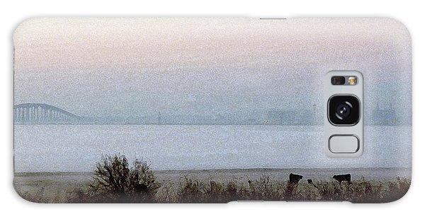 Pre-dawn Fog Galaxy Case
