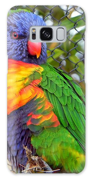 Pretty Bird Galaxy Case