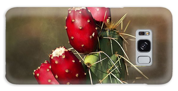 Prickley Pear Fruit Galaxy Case