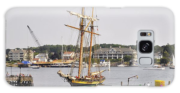 Pride Of Baltimore II Pb2p Galaxy Case by Jim Brage