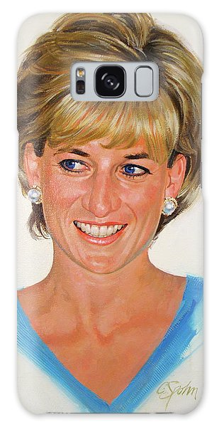 Princess Diana Galaxy Case