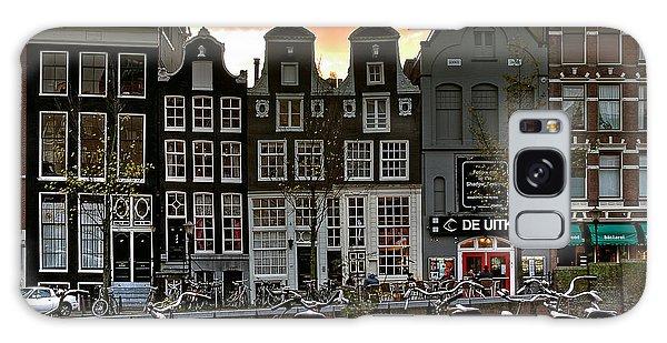 Prinsengracht 458. Amsterdam Galaxy Case
