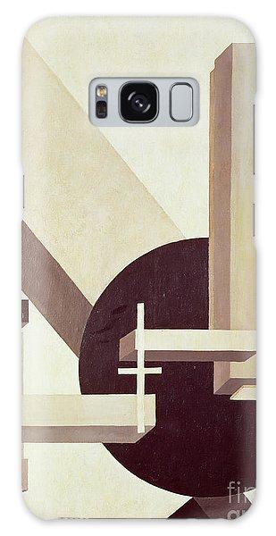 Gray Galaxy Case - Proun 10 by El Lissitzky