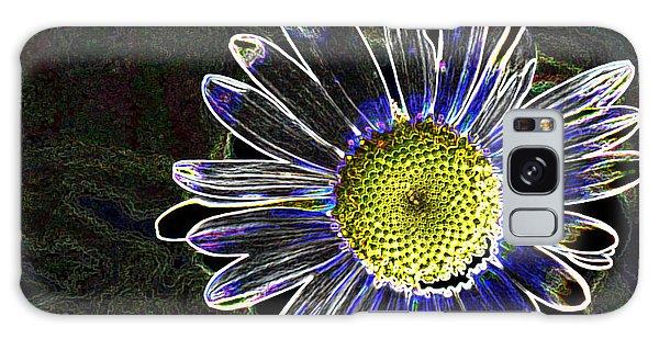 Psychedelic Daisy Galaxy Case