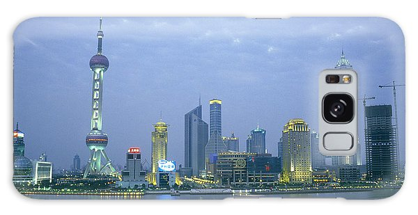 People's Republic Of China Galaxy Case - Pudong Skyline, Seen by Justin Guariglia