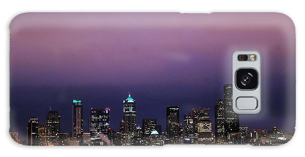 Purple Haze Galaxy Case