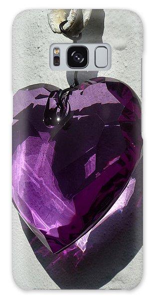 Purple Heart. Galaxy Case