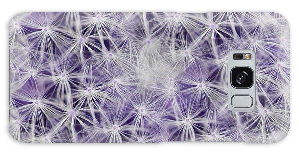 Purple Wishes Galaxy Case