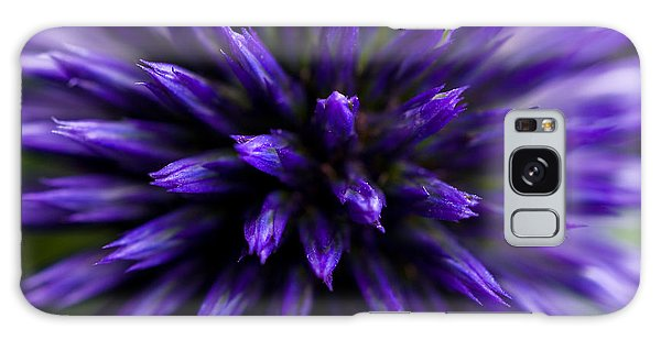 Purple Zoom Galaxy Case by Trevor Chriss