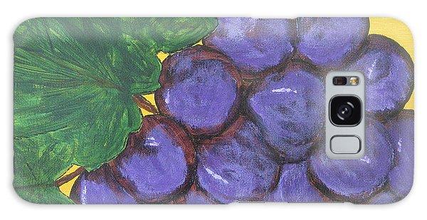 Purplest Purple Galaxy Case