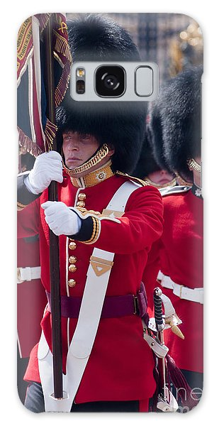 Queens Guards Galaxy Case