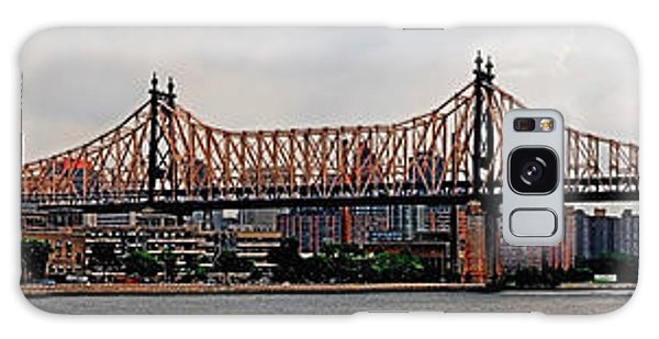 Queensboro Bridge Galaxy Case