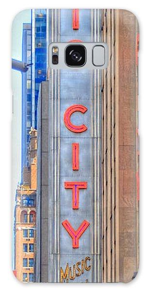 Radio City Music Hall Galaxy Case