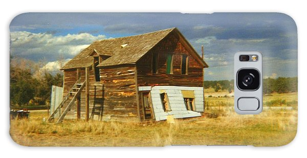 Galaxy Case - Ranch House by Bonfire Photography