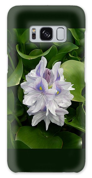 Rare Hawain Water Lilly Galaxy Case