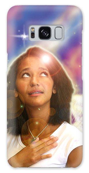 Ravert. Angelic Galaxy Case