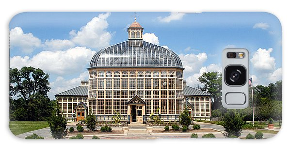 Rawlings Conservatory And Botanic Gardens Of Baltimore 2 Galaxy Case