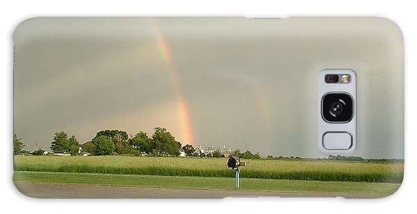 Galaxy Case - Ray Bow by Bonfire Photography