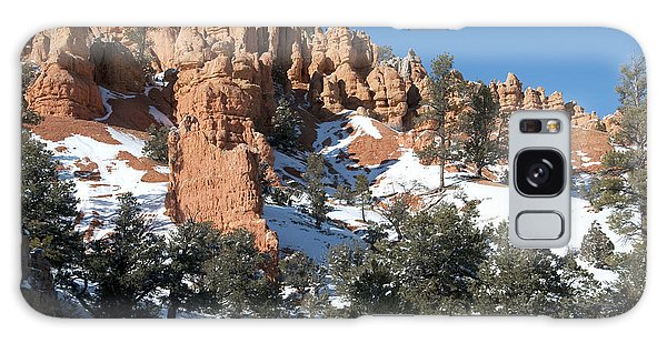 Red Canyon Galaxy Case by Bob and Nancy Kendrick