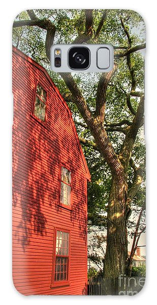 Red House Galaxy Case