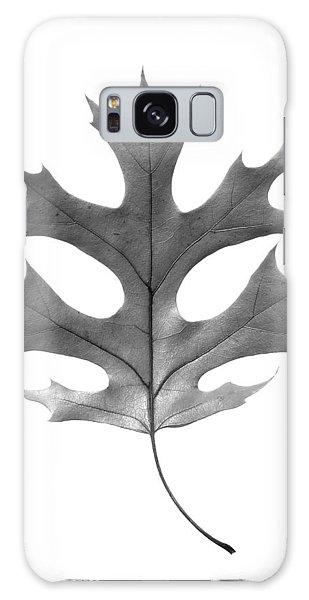 Red Oak Leaf Galaxy Case