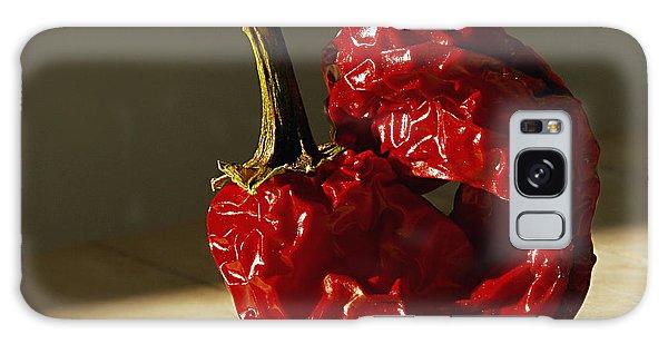 Red Pepper Galaxy Case by Joe Schofield