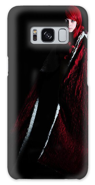 Red Riding Hood Galaxy Case