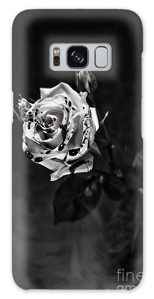 Red Rose Galaxy Case by Randall  Cogle