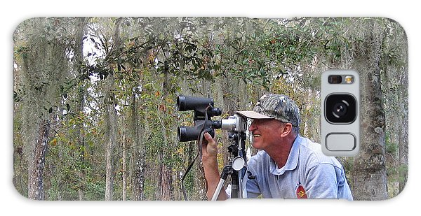 Redneck's Telephoto Lens Galaxy Case