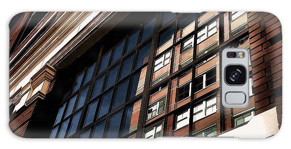 Bricks Galaxy Case - Reflection 1409 by Douglas Pittman