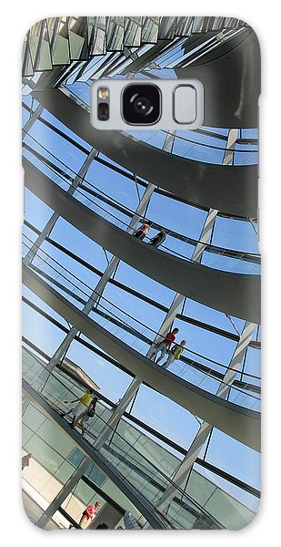 Reichstag Dome Galaxy Case